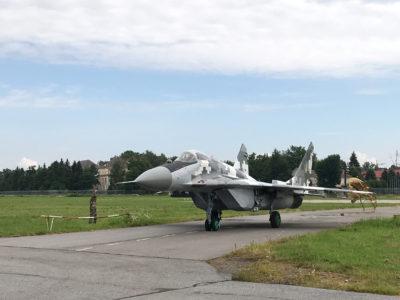 +1 винищувач МіГ-29 до строю авіаційної бригади