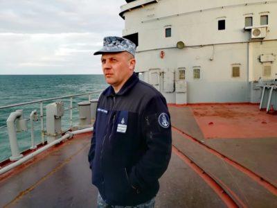«Росіяни були готові атакувати…» – командир «Донбасу» про перехід через Керченську протоку