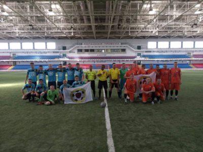 Військовослужбовці з Донеччини здобули перемогу у футбольному турнірі на «Кубок Героїв АТО» 2020 року