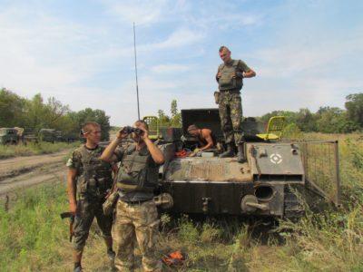 «Коли в Україні почалася війна з російським окупантом, найважчим було сказати матері, що їду на Донбас»