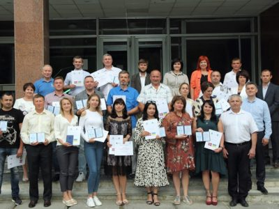 У Вінниці відбувся черговий випуск слухачів проєкту «Україна – Норвегія»