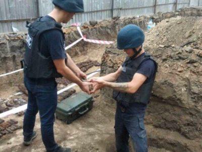 У курортній зоні Одеси знайшли 270 снарядів і мін