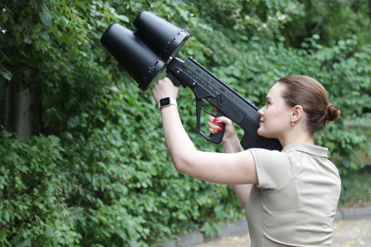 В Україні створили мобільний комплекс протидії дронам RIFF-P
