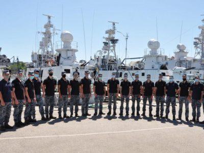Майбутні морські офіцери-прикордонники отримали сертифікати