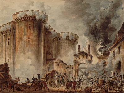 Сьогодні − День взяття Бастилії, або Як починалась Велика французька революція