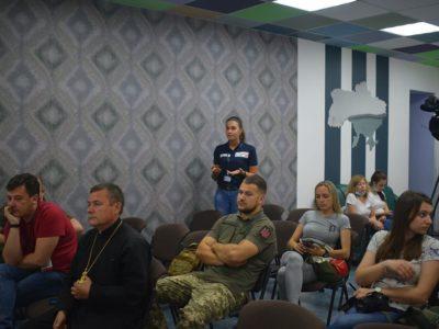 Військові розповіли про власний довід у миротворчих місіях