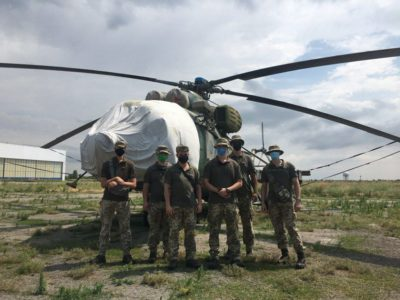 Військова поліція готується до складання SEL-1