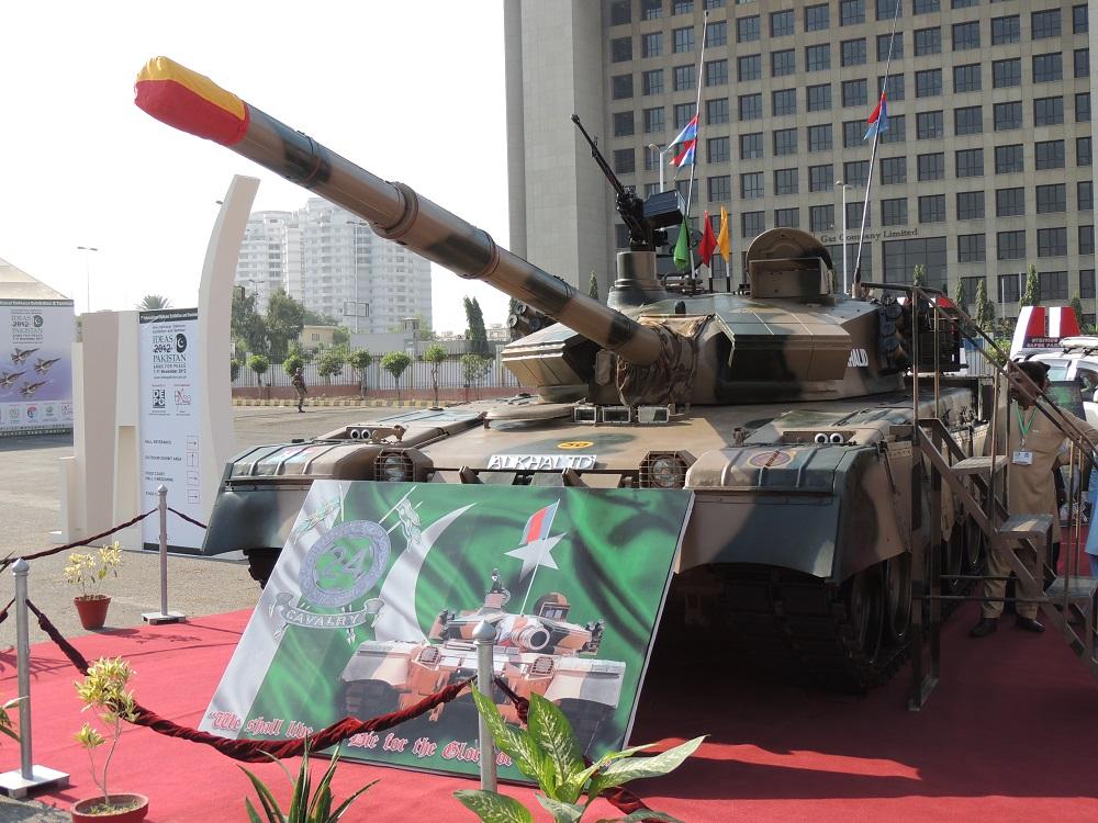 У рамках Українсько-Пакистансько-Китайського контракту армії ІРП передана партія танків нового покоління
