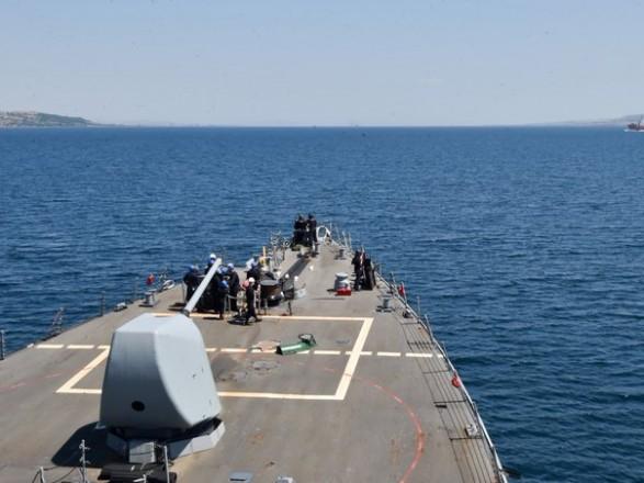 Есмінець ВМС США Porter завершив патрулювання у Чорному морі