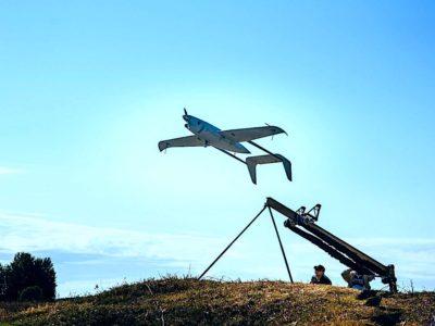 На Дніпропетровщині випробували новітній вітчизняний безпілотний літальний комплекс