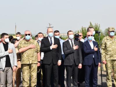 На Донеччині урочисто відзначили 6-ту річницю визволення Слов'янська та Краматорська