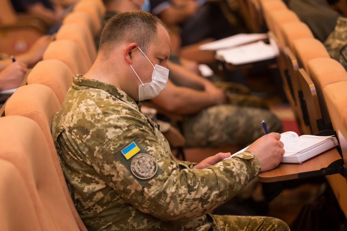 «У військових вишах проводитиметься аудит професійної військової освіти» – Іван Руснак