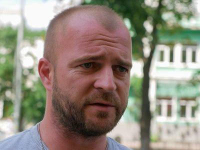 Андрій Римарук про перемир'я: у тих, хто пише про зраду в Facebook, немає повного розуміння, що відбувається насправді
