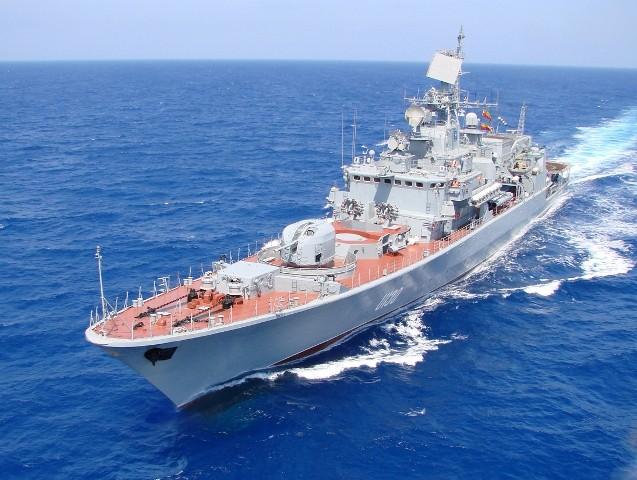 Флагман національного флоту фрегат «Гетьман Сагайдачний» святкує день народження