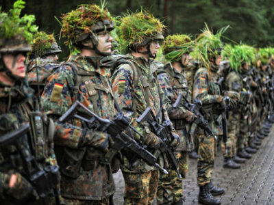 Німеччина планує відновити призов до збройних сил