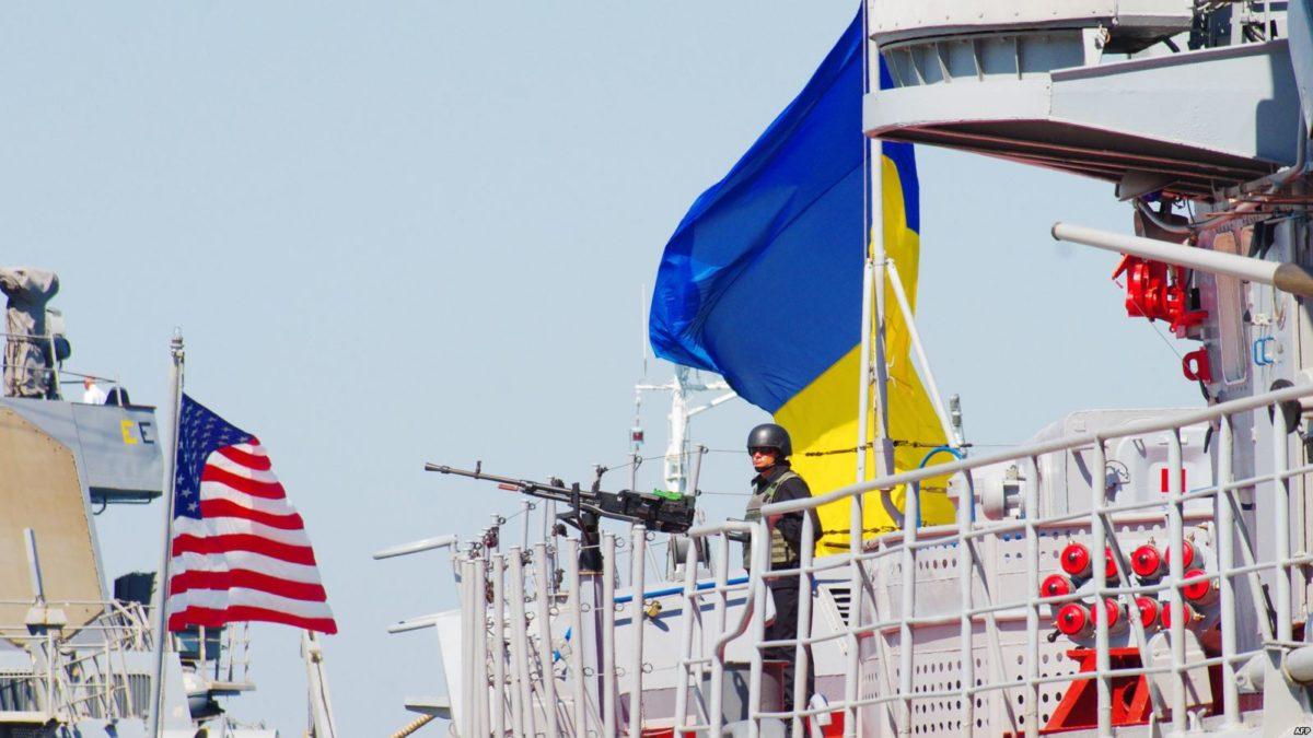 В акваторії Чорного моря стартували ювілейні, двадцяті, українсько-американські навчання «Сі Бриз»