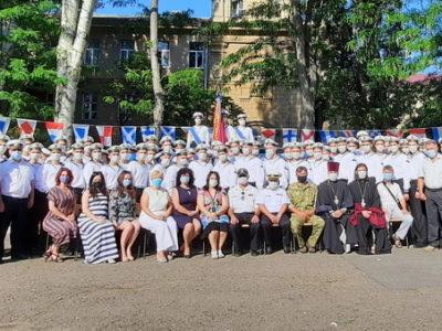 В Одесі відбувся 10-й випуск флотських ліцеїстів