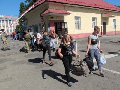 Цього року понад 40 дівчат поповнили лави харківських кадетів
