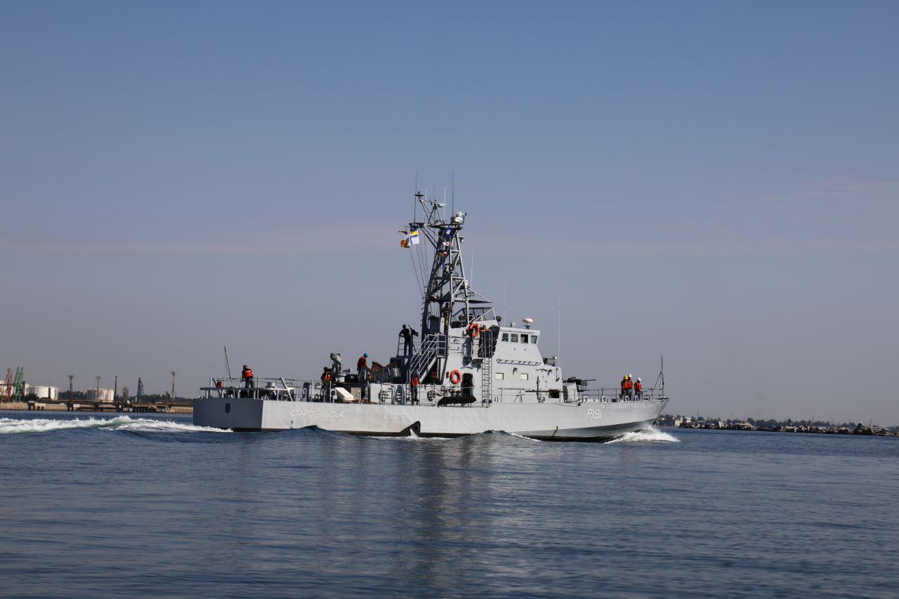 У Чорному морі триває активна фаза українсько-американських навчань «Сі Бриз-2020»