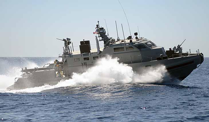 ВМС ЗС України можуть поповнити 16 патрульних катерів Mark VI