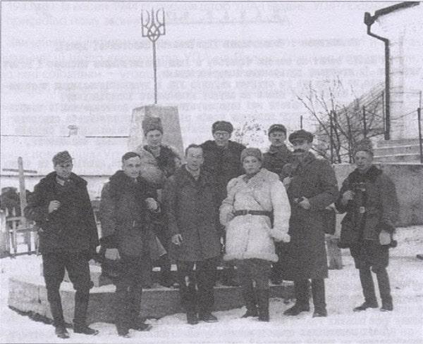 Сьогодні народився Петро Олійник — один із засновників і лідерів УПА
