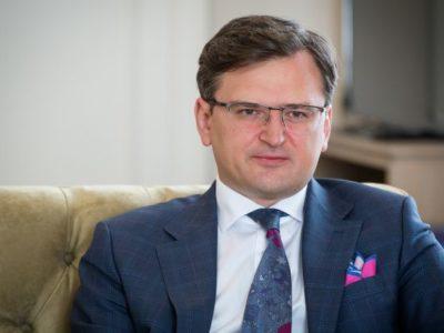 Дмитро Кулеба в ООН закликав «не закривати очі» на дії Росії в Криму і на Донбасі
