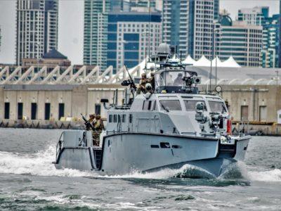 Як ВМС України планують використовувати американські катери Mark VI