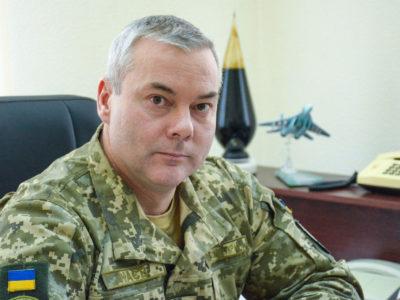 Україна посилила обороноздатність на кримському напрямку — Сергій Наєв