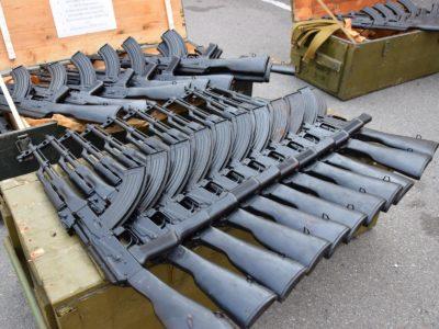 На Полтавщині кількість шкіл, забезпечених навчальною зброєю, збільшиться вдвічі