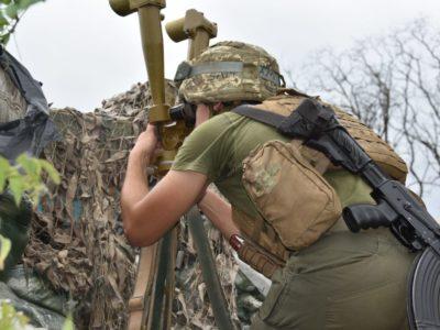 Збройні Сили України дотримуються заходів повного і всеосяжного режиму припинення вогню