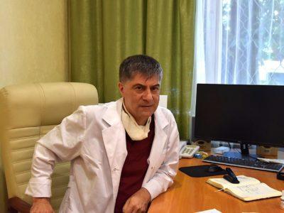 90 відсоткам своїх учнів я довірив би власне життя – головний уролог Міністерства оборони Сергій Головко
