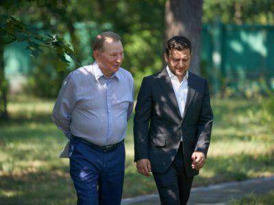 Вдячний Леоніду Кучмі за його роботу в ТКГ – Глава держави