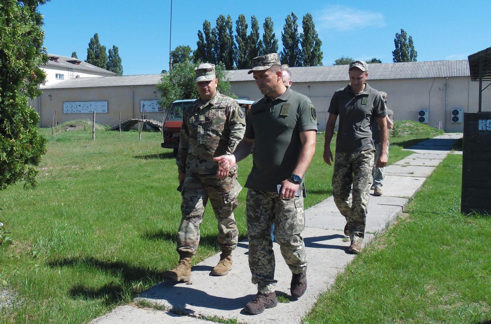 США – Україна: військова партнерська співпраця триває!