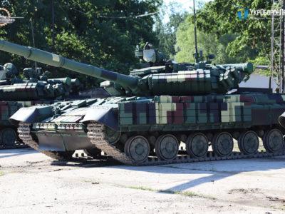 Львівський завод передав замовнику близько десятка відновлених танків Т-64