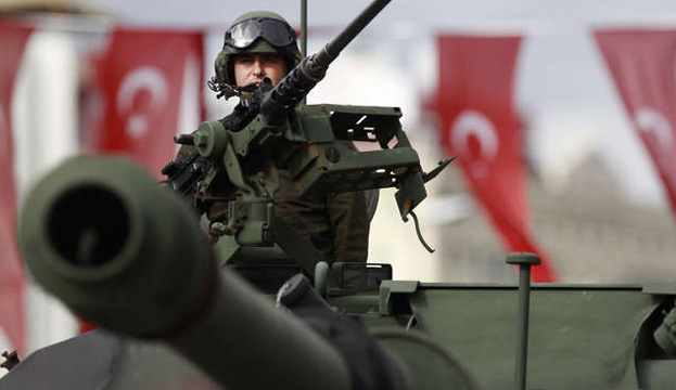 Туреччина направила на навчання в Азербайджан підрозділи збройних сил