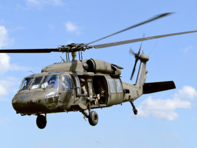 США продадуть Литві шість вертольотів Black Hawk