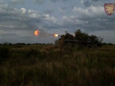 Житомирські десантники провели тактичні тренування з протиповітряної оборони