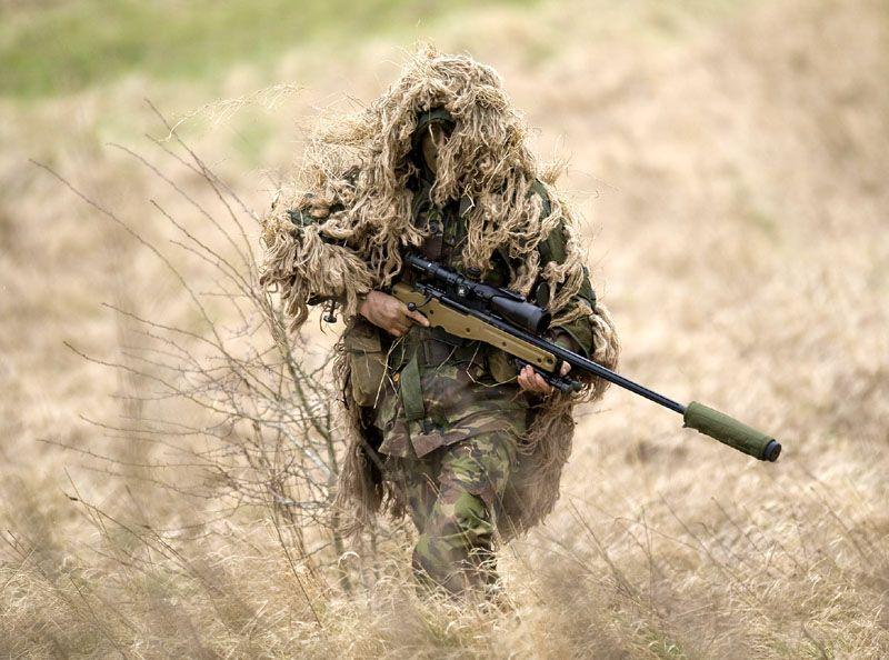 Бажаєте стати професійним снайпером? Тренуйте необхідні якості!