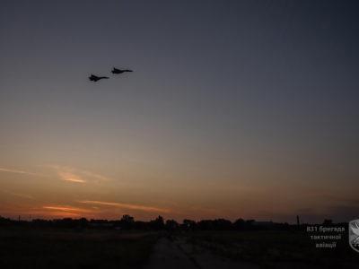 Військові авіатори нарощують бойові спроможності