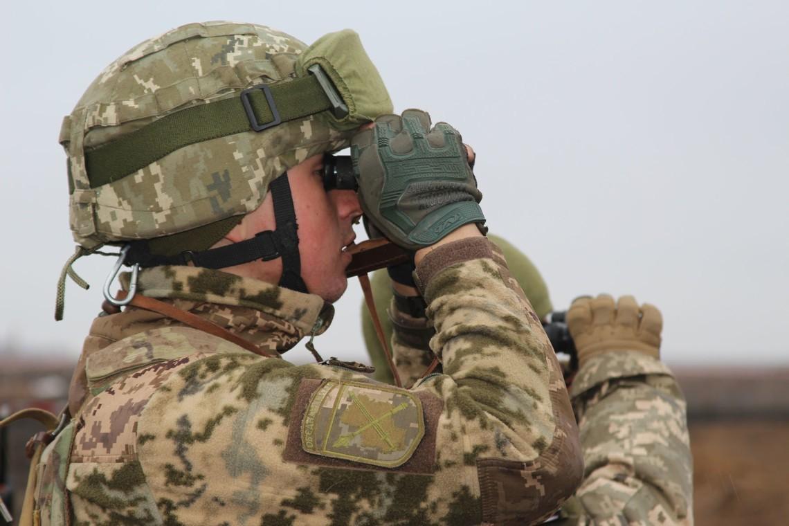 Доба в ООС: 2 порушення режиму припинення вогню, бойових втрат та поранень немає