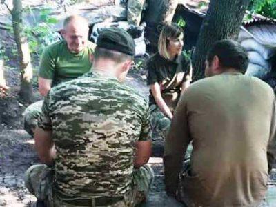 Пункти психологічної допомоги для військовослужбовців діятимуть під час виконання завдань поза ППД