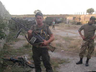 Як учитель історії на Донбасі воював