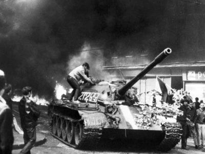 21 серпня 1968 року війська Варшавського договору ввійшли до Чехословаччини