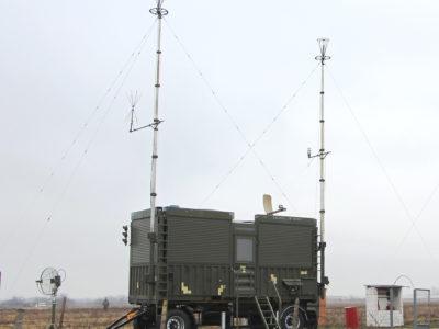 На фронті в підрозділах Повітряних Сил немає жодної радянської радіостанції