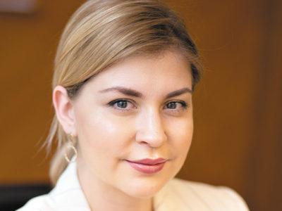 Ольга Стефанішина про євроінтеграцію 2.0, членство в НАТО й вакцину від COVID-19 для України