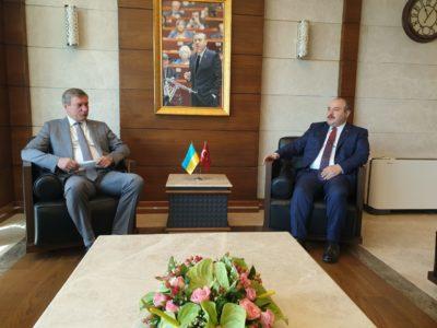 Українські космічні проєкти зацікавили турецьких партнерів