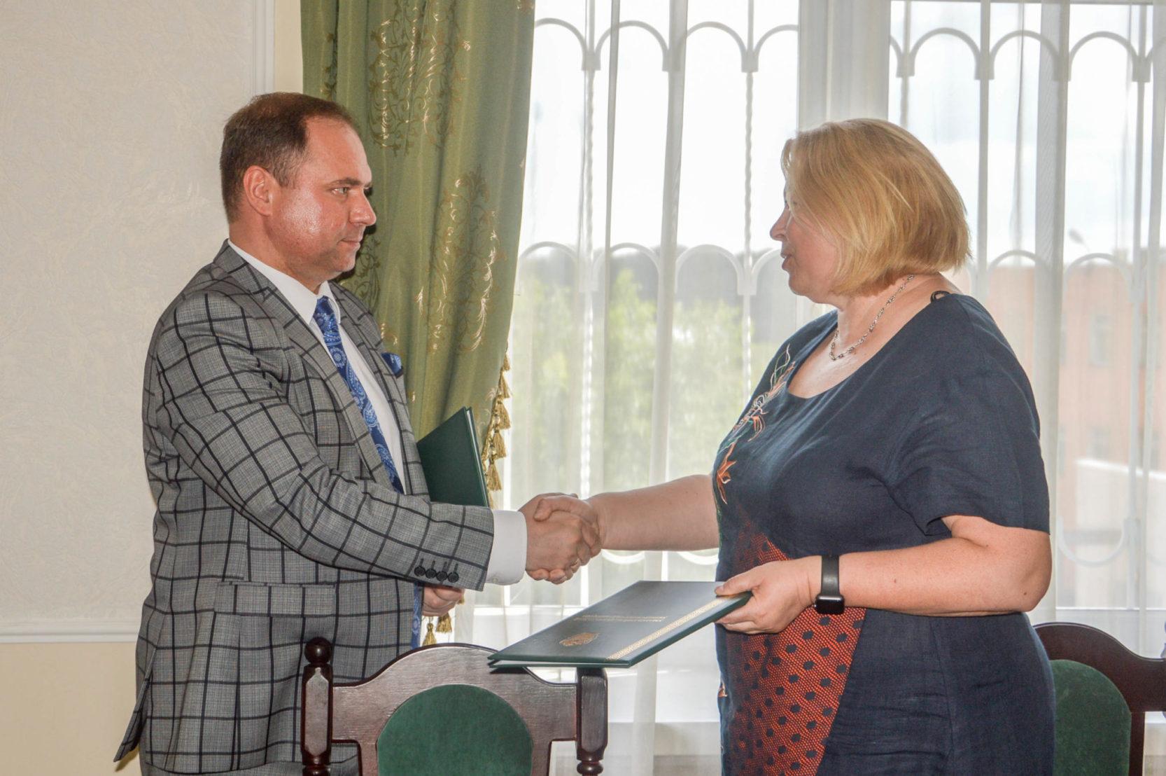 Мінветеранів і Уманський національний університет уклали договір про співпрацю