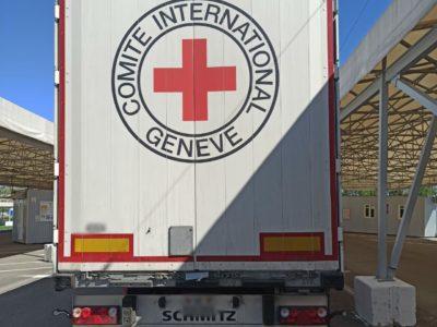 Міжнародні організації направили на Донбас 100 тонн гуманітарної допомоги