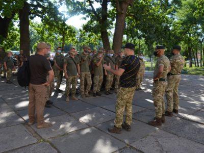 Українські військовослужбовці під керівництвом британських інструкторів розпочали підготовку в межах місії Orbital