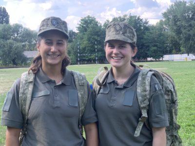 Уперше на військових начфізів навчатимуться дівчата
